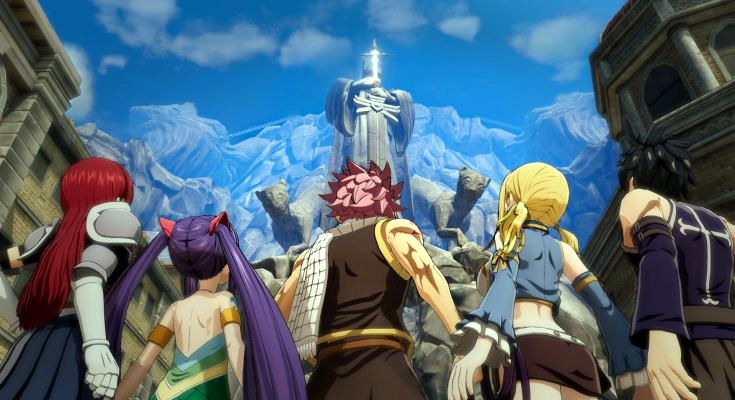 Fairy Tail Game 2020 Battle System, Story & Characters